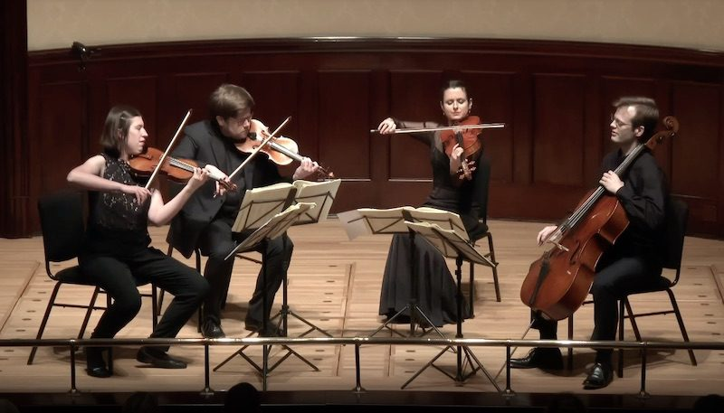 Mozart String Quartet in C major, K.465 'Dissonance'