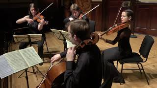 "Beethoven – Quartet Op. 59 no. 2 in E minor ""Razumovsky"""